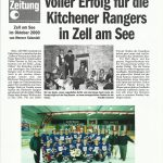News article about tournament 2000
